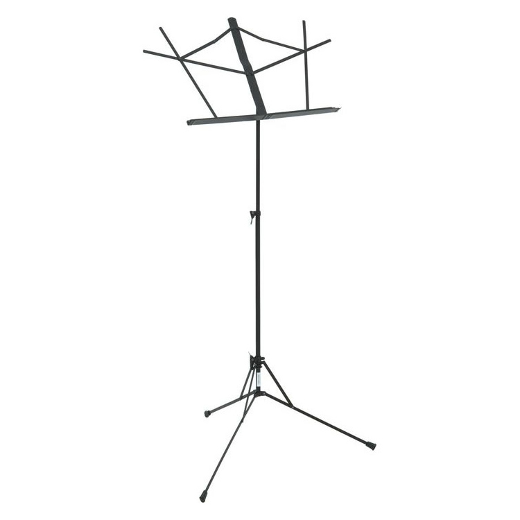Proline Black Music Stand - GMS20