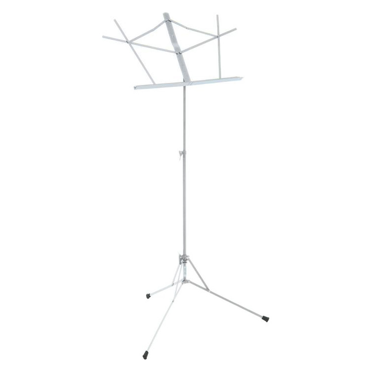 Proline Sheet Music Stand - Nickel