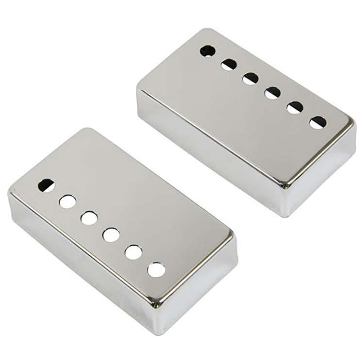 Humbucker Pick Up Cover (Chrome - 2 Pack) - PL302C