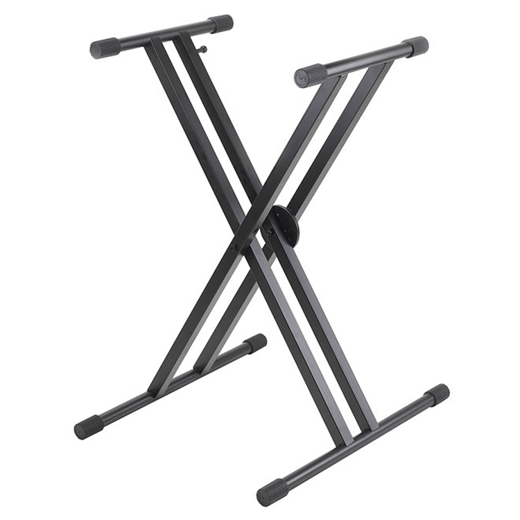 Double X-Brace Keyboard Stand - PL400