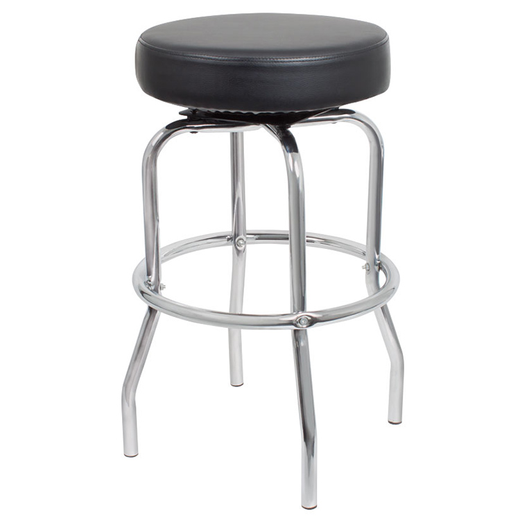 24 Inch Faux Leather Guitar Stool - PLS24