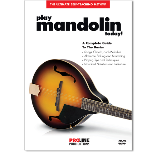 Play Mandolin Today DVD - HL00321257