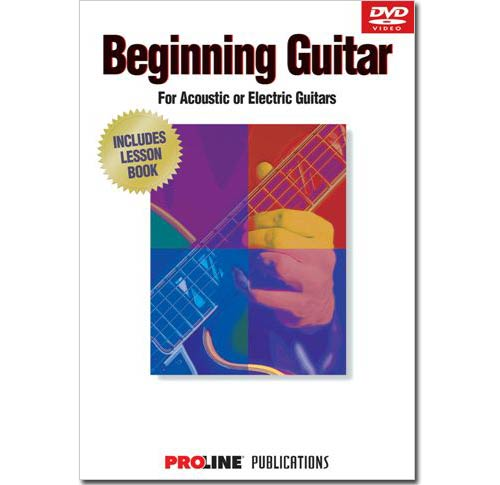 Beginning Guitar DVD - HLP320361