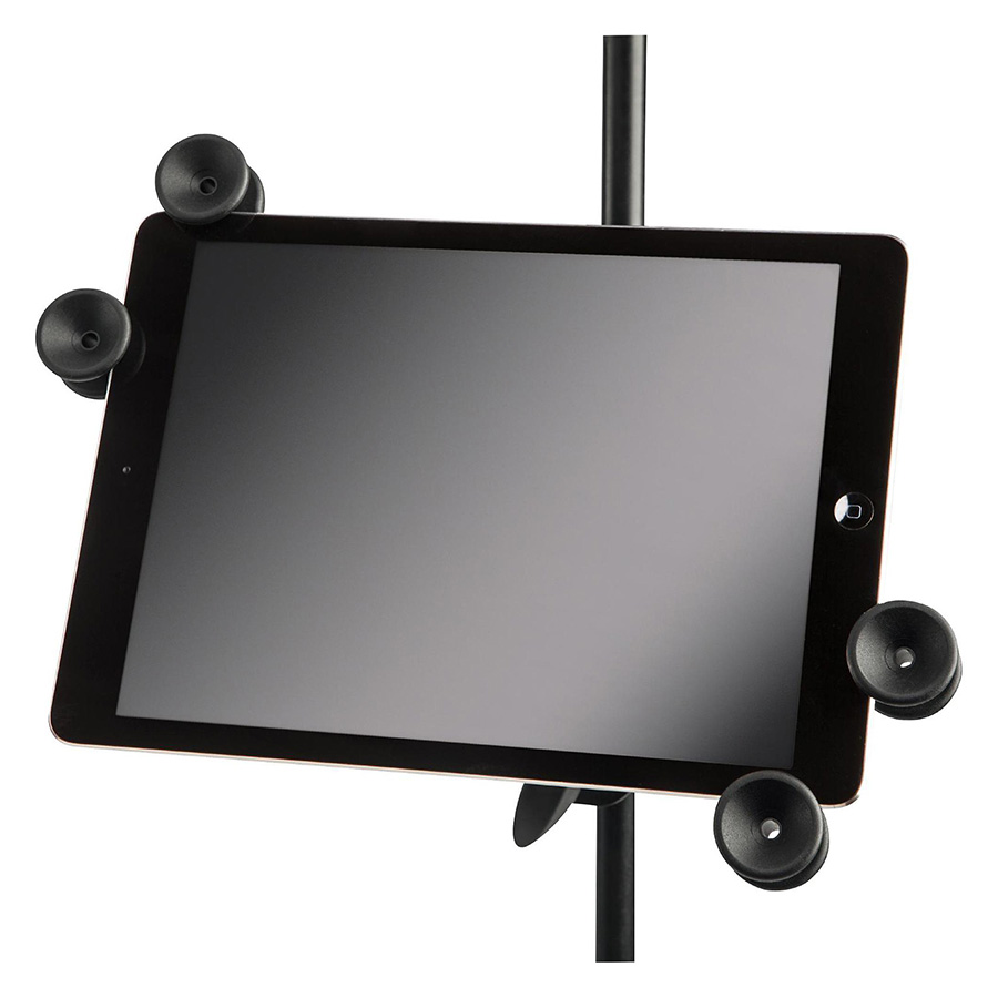 Universal Tablet Mount with Stand Attachment - PLUTM