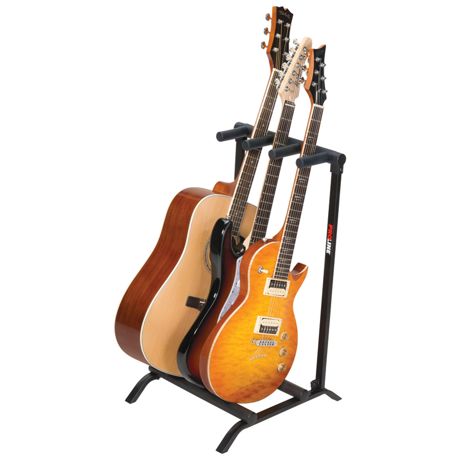 3 Guitar Folding Stand From Proline Proline Plms3