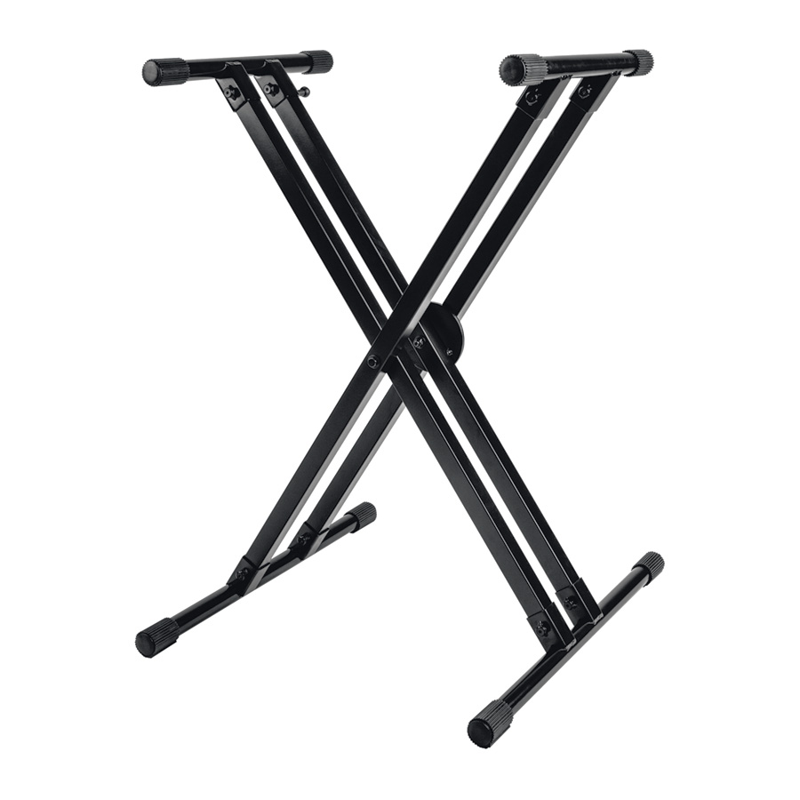 Doublebraced Keyboard Stand - PL4KD