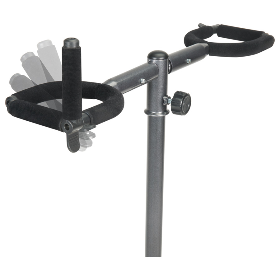 Proline HT1052 – Securi-T Double Tripod Stand with Locking Yokes