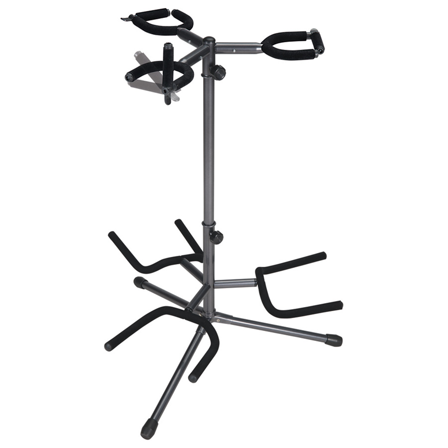 Proline Securi-T Triple Tripod Stand with Locking Yoke - HT1053