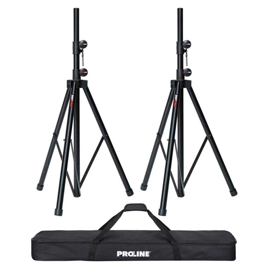 Proline SPS502 Speaker Stand Two-Pack