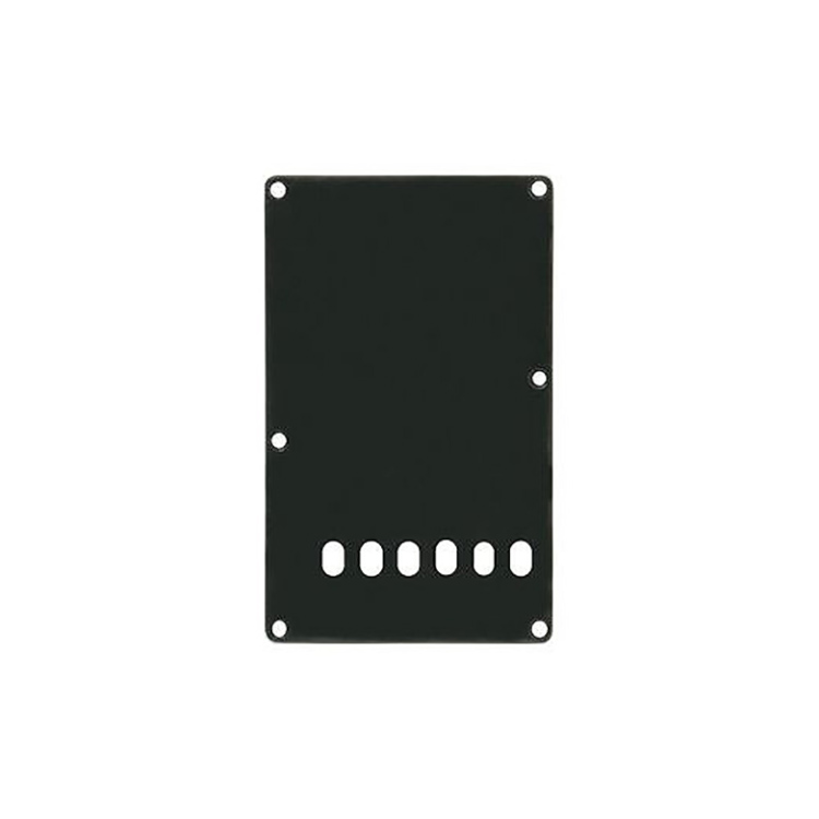 Strat Back Plate (Black) - GC5500