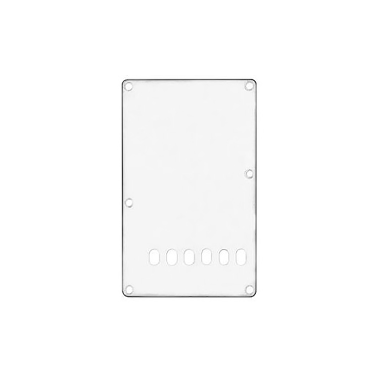 Strat Back Plate (White) - GC5501
