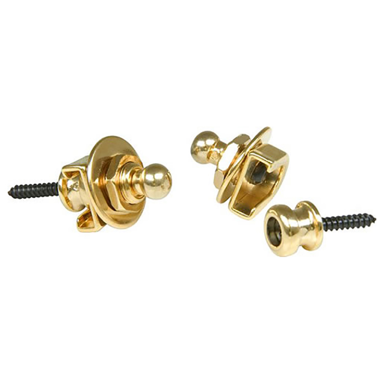 Strap Button (Gold - 2 Pack) - GC5610G