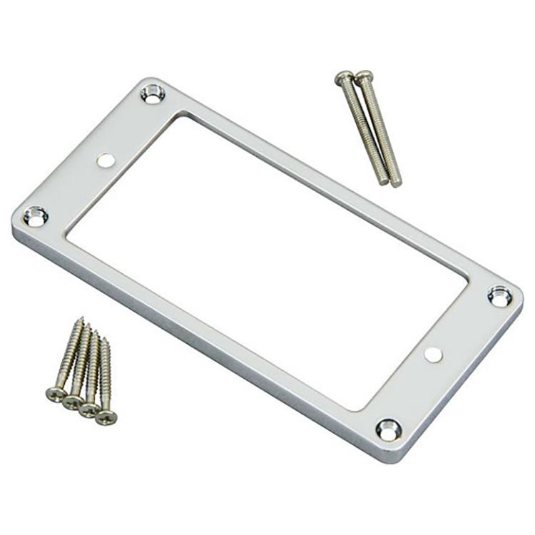 US Flat Top Neck Pick Up Ring (Chrome) - PG933