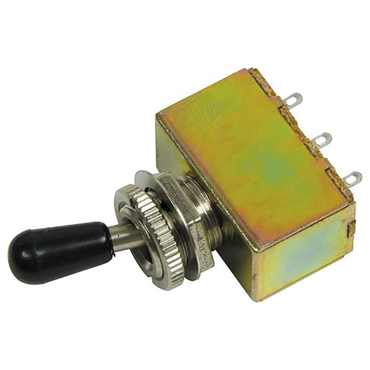 Proline 3 Position Toggle Switch Black - PL500