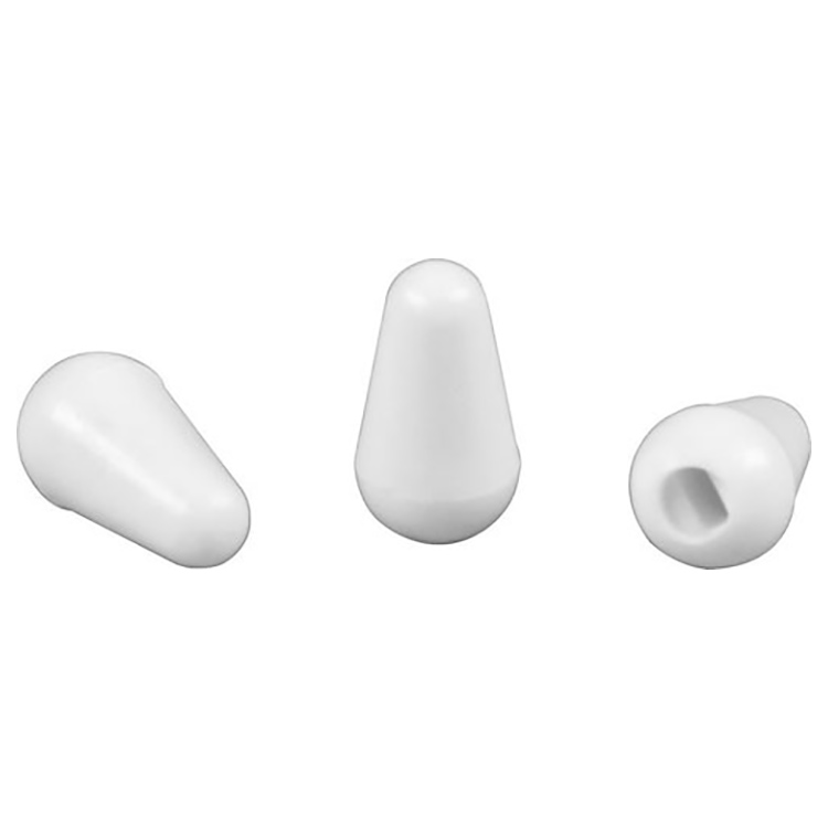 Proline 5-Way Switch Knob (White - 3 Pack) - PL506