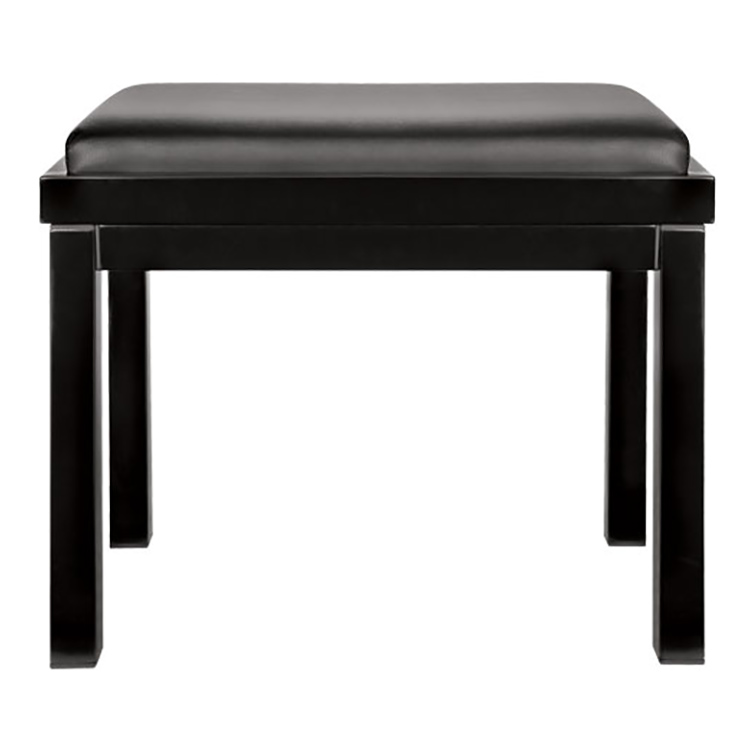 Faux Leather Steel Piano Bench - PLPB