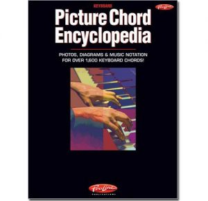Proline Picture Chord Encyclopedia Book HLP310980