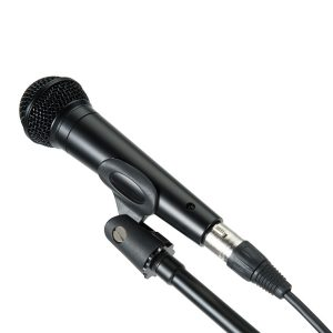 MS320TB Mic Stand with Telescopic Boom
