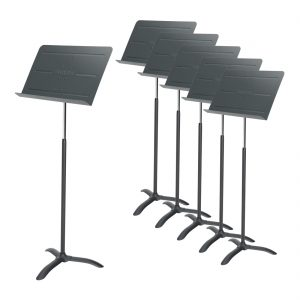 Proline MS360 6-Pack Professional Orchestral Music Stand