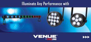 Venue by Proline Lighting Effects