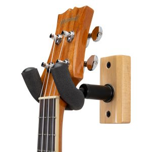 UH5 Solid Wood Ukulele/Mandolin Wall Hanger